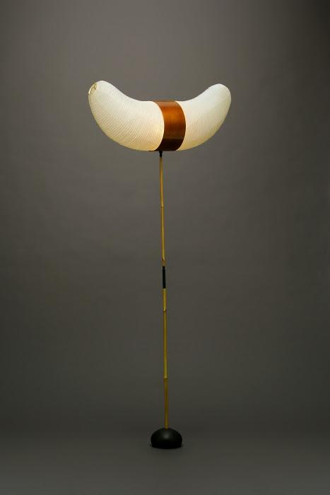 La Collection De Lampes Akari En Papier Washi Du Designer Japonais